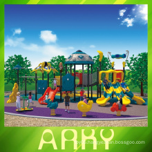 children play High Quality Dream land Series Amusement Park Outdoor Playground Equipment