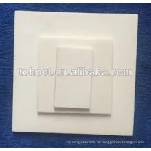 Alumina / al2o3 placas / placa de alta qualidade