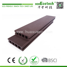 Waterproof WPC Outdoor Decking Balcony Flooring