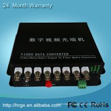 HongRui preço de fábrica 8-canal wi-fi conversor de vídeo analógico