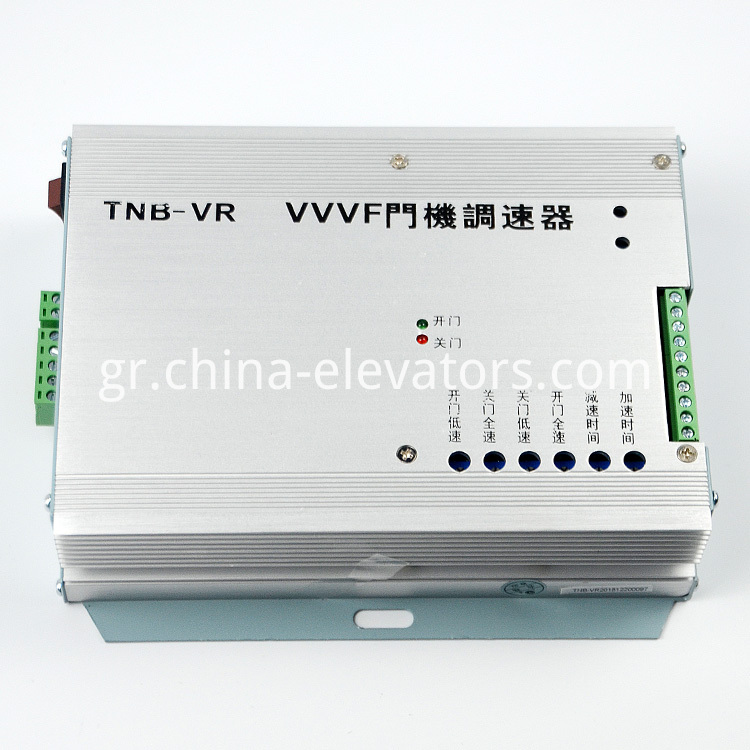VVVF Door Controller TNB-VR for Toshiba Elevators