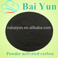 1000mg / g Valeur de l'iode en poudre de charbon actif Prix