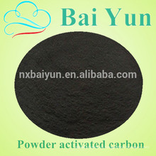1000mg/g Iodine Value Powdered Activated Carbon Price