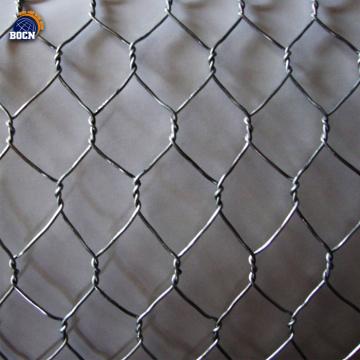 Hot dip galvanized chicken cage wire mesh