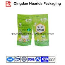 Sacs d'emballage en plastique pour liquide / shampooing / détergent à lessive / sacs de jus