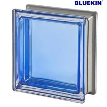 Bloco de vidro matizado de 190mm