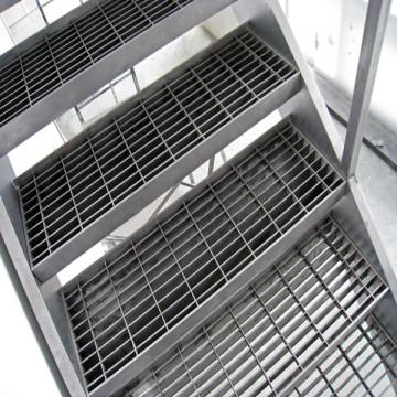 Piso de escada de aço soldado galvanizado