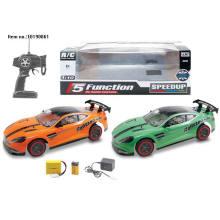 Jouets à télécommande de voiture de 5 canaux avec la batterie de changeur (1: 10)