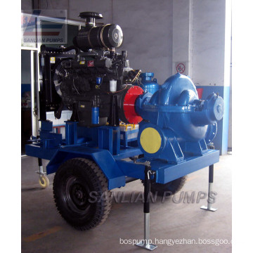 Hot-Selling Double Suction Trailer Pump with High Quality