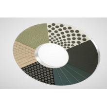 Super abrasive Diamond grinding plate