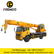 16T Lorry Crane with Good Quality and Price