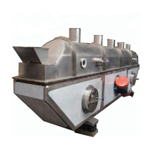 Hot sell continuous Vibrating fluidized bed  hot air dehydrator machine drying oven for vinasse dryer equipment