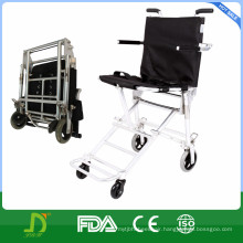 Aluminum Lightweight Transport Folding Wheelchair