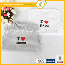 Мягкие милые 100% детские хлопчатобумажные одеяла Baby Romper Sets