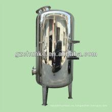 Filtro mecánico de limpieza automática de acero inoxidable con el mejor precio