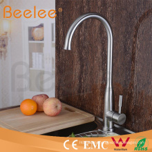 304 Material Kitchen Stainless Steel Faucet Hs15007