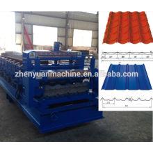 Máquina de formação de rolo de folha de telhado 'Máquina de formação de rolo de folha de cobertura
