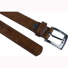 Customized for Mens Jean Belt PU Leather Belt Custom High Quality For Women export to Mongolia Wholesale