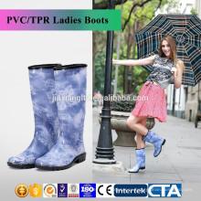 JX-993BE сапоги с высоким каблуком для женщин