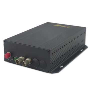 2-kanalig video analog video media converter