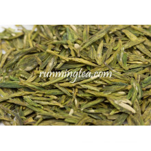 High Mountain Long Jing Green Tea Wild Growing