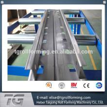 Hochwertige Lagerung Regal aufrecht Säule Rollenformmaschine in China hergestellt