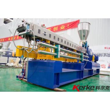 double-stage plastic granulator plastic extruder