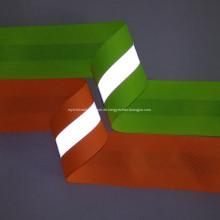 Reflektierendes Gurtband / Farbband für Taschen / Schuhe oder Mützen
