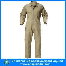 Safety Work Clothes 100%Cotton Coveralls Industrial Work Suits