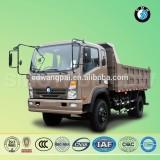 4x2 LHD sinotruk CDW dumper truck price