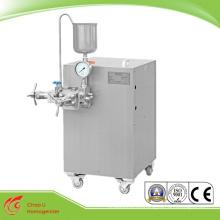 Homogeneizador de alta presión de 500L pequeño estilo bebida (GJB500-40)