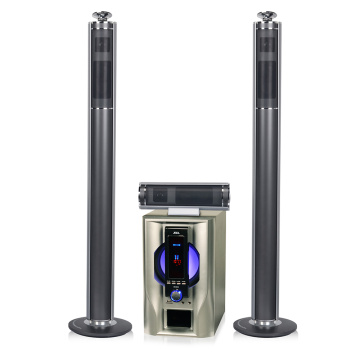 3.1 dj tower subwoofer speaker