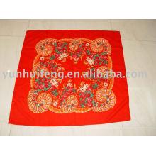 Caxemira quente ou lenço impresso pashmina