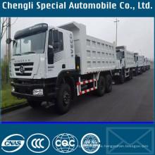 Fábrica Iveco tecnología Genlyon descarga pesado camión volquete