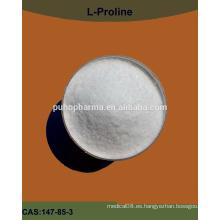 Aminoácido en polvo a granel l-prolina / l prolina GMP / Kosher