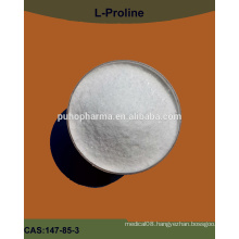 Amino acid bulk powder l-proline/l proline GMP/Kosher