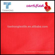 Tissus en coton super qualité coton Twill Plain Weave Slub Jeans tissu pour Lady Slim Jeans/Pantalons/Slub