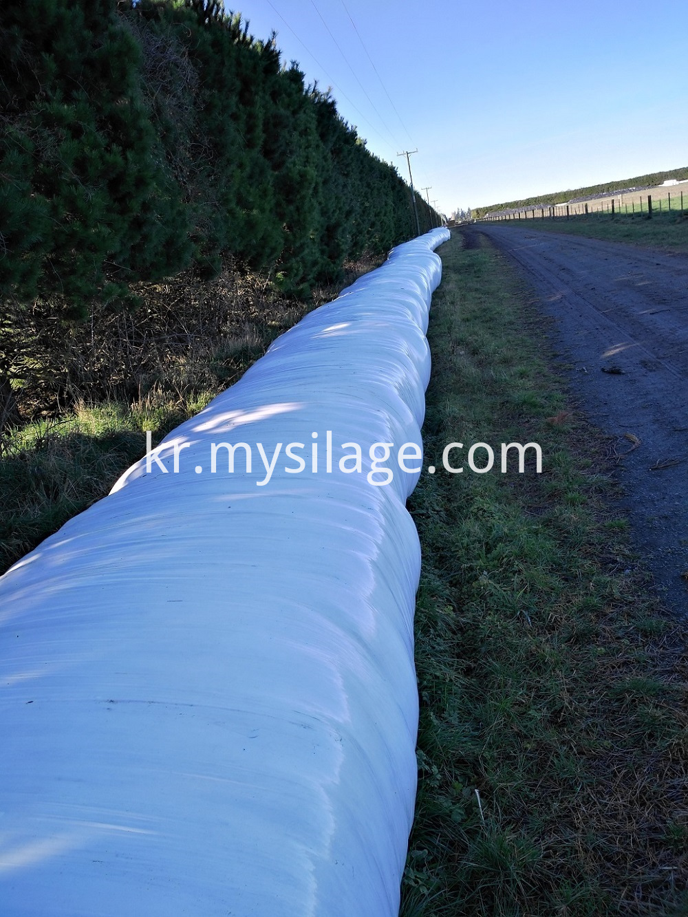 Silage Stretch Wrap