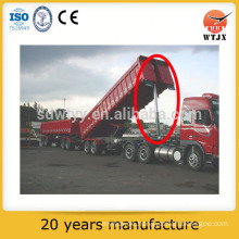 Truck parts hydraulic telescopic cylinder for tipper