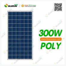 Bluesun 72 celdas 48v 300w paneles solares para la venta