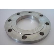 Bride de plaque DIN2543 en acier inoxydable