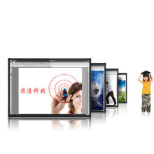 Infrared Technology Interactive Intelligent Whiteboard With Projector For Business