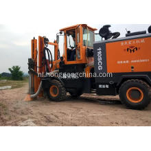 Ground Punching Guardrail Driver for Highway