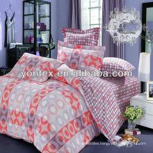 upscale cotton printing bedding set