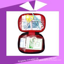 Kit de primeros auxilios médicos personalizados con logotipo (BH-020)