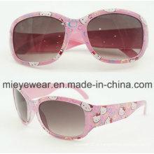 Óculos de sol com Hello Kity Padrão Venda quente e elegante (AKS003)