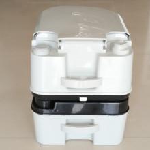 Inodoro portátil de plástico de 20L 24L HDPE
