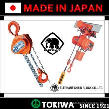 Manual y eléctrico de grúa de cadena, con versatilidad y rendimiento sin igual, proporcionando seguridad (20 toneladas bloque de la cadena de mano)