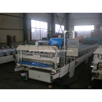 Nigeria roof tile roll forming machine
