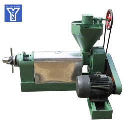 Cold Screw Oil Pressing Machine